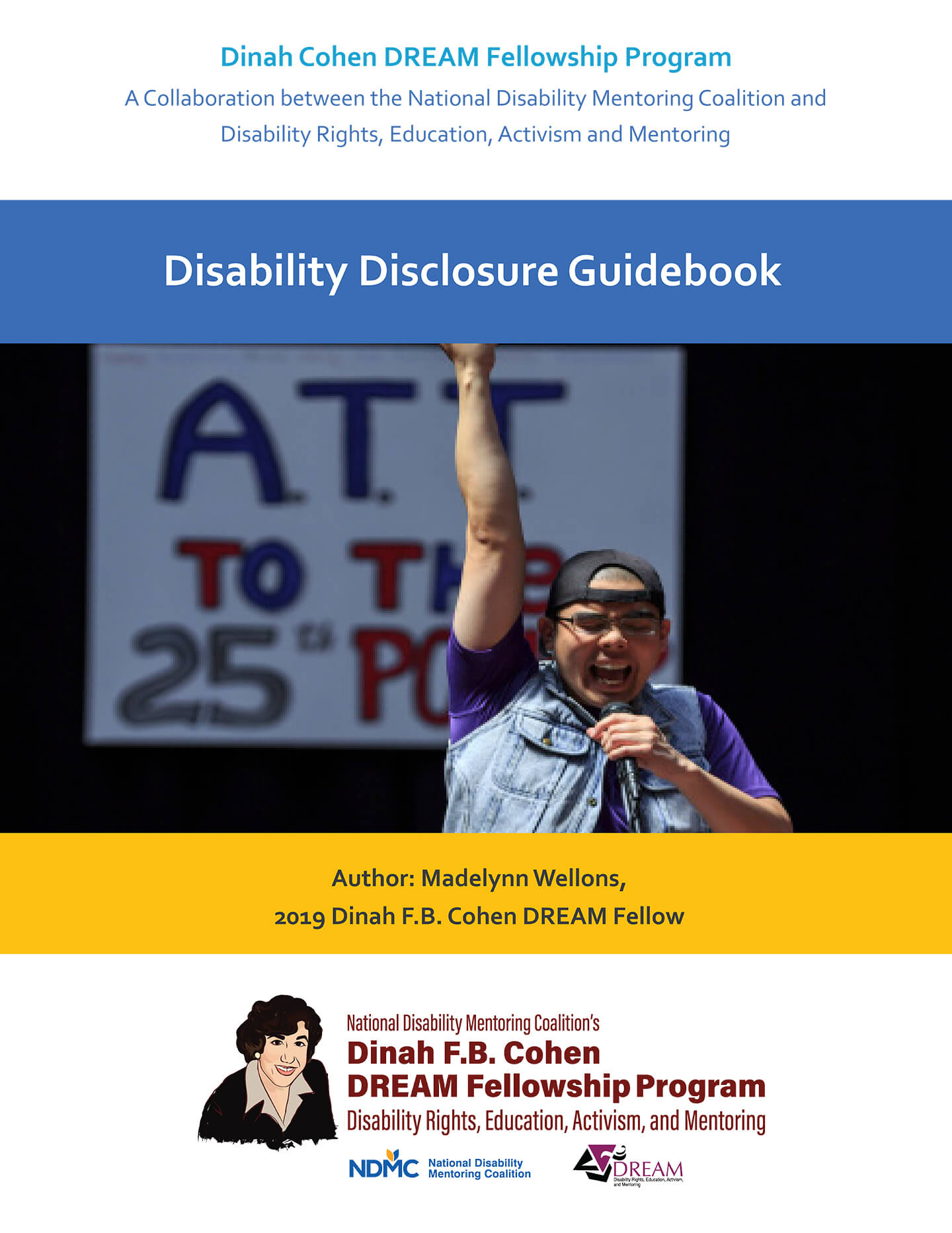 Disability Disclosure Guidebook