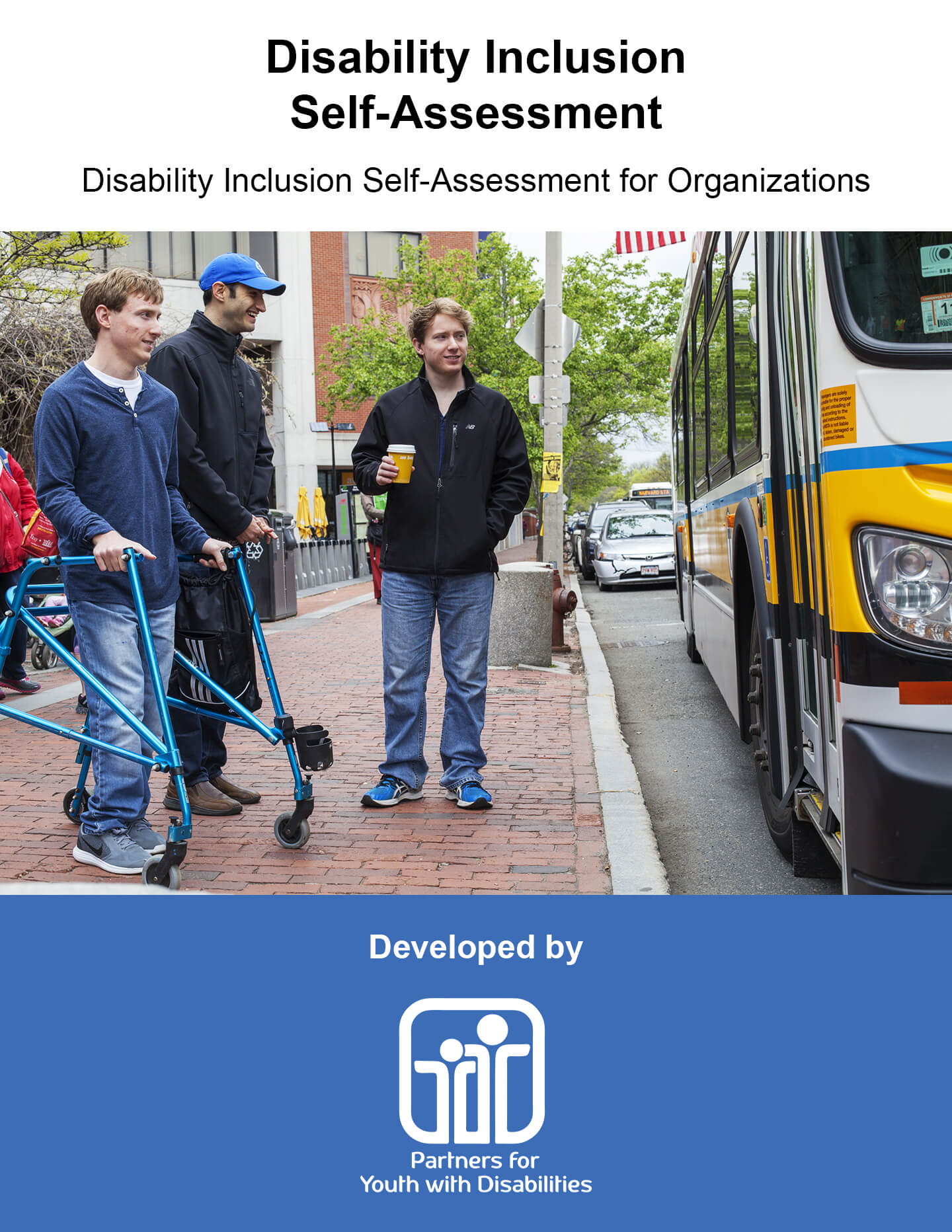 Disability Inclusion Self-Assessment for Organizations