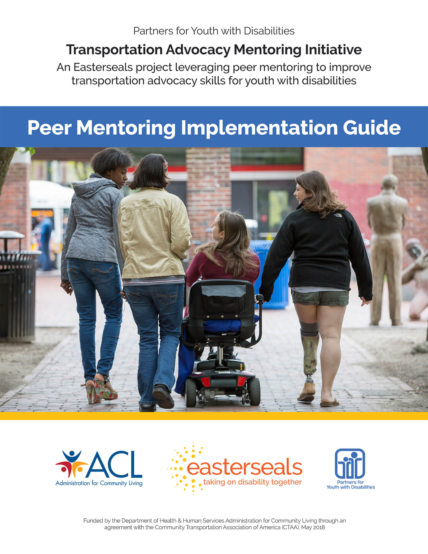 Transportation Advocacy Mentoring Initiative Implementation Guide