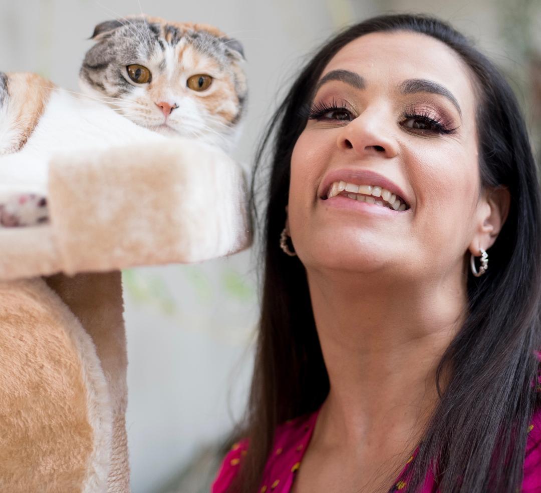 Maysoon Zayid headshot