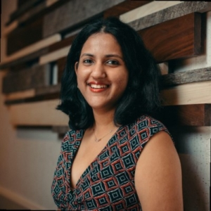 Headshot of Meena Das